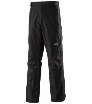 McKinley Carlow II M Black pánske nohavice do dažďa