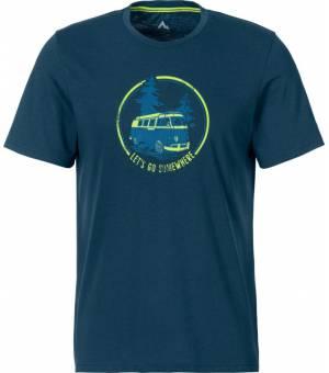 McKinley Mathu M pánske tričko modré