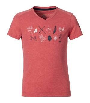 McKinley Zorma G tričko ružové