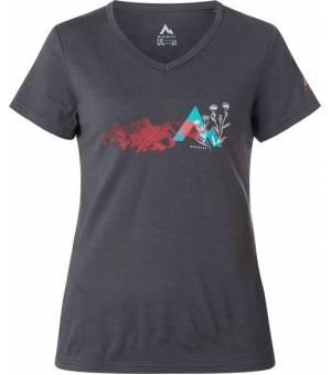 McKinley Tejon W dámske tričko sivé
