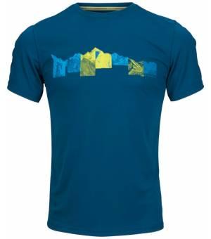 McKinley Rossa UX M Blue pánske tričko