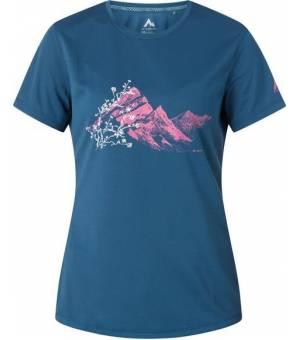 McKinley Rossa W tričko modré
