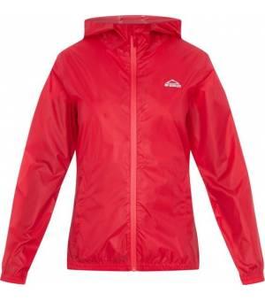 McKinley Litiri II Red dámska bunda do dažďa