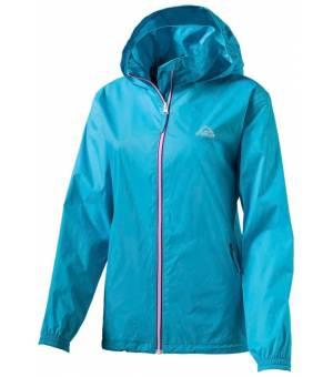 McKinley Kereol II Blue detská bunda do dažďa