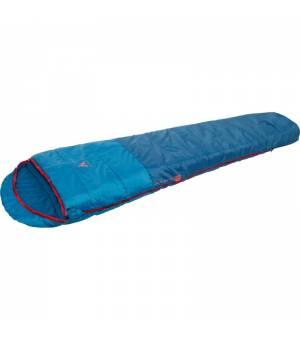 McKinley Camp Activ 5 IDE I spací vak múmia modrý