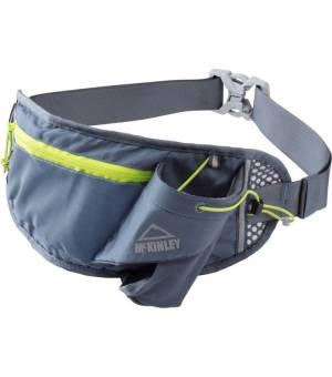 McKINLEY Crxss 1 Grey taška na opasok sivá