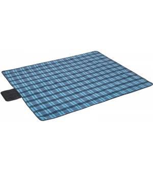 McKinley Picnic Rug Striped Blue kempingová deka