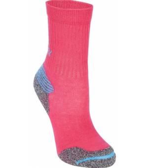McKinley Hikory II detské ponožky ružové