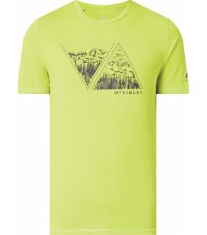 McKinley Mena Ux M tričko žlté