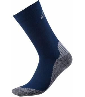 McKinley Flo Crew ponožky modré