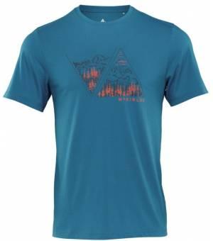 McKinley Mena Ux M tričko modré