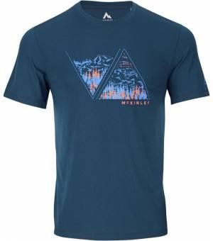 McKinley Mena Ux M pánske tričko modré