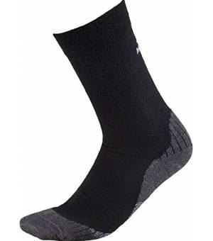 McKinley Finn Crew ponožky čierne