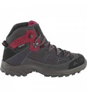 McKINLEY Discover II Mid AQX W obuv sivá