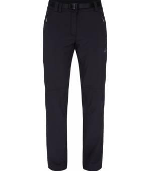McKinley Active Shalda II W Softshellové nohavice čierne