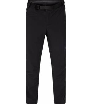 McKinley Active Shalda II Softshell M nohavice čierne