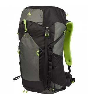 McKinley Edda VT 38 batoh čierna/sivá/zelená