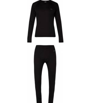 McKinley Yahto/Yaal M funkčná bielizeň čierna