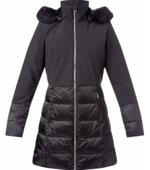 McKinley Gizza AQB W zimný kabát čierny