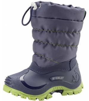 McKinley Jules Jr zimná obuv modrá