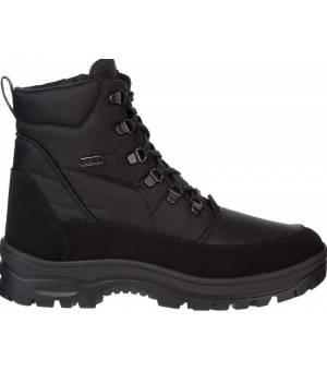 McKinley Winter Fox IV AQX M zimná obuv čierna