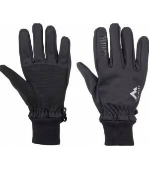 McKinley Walles M rukavice čierne