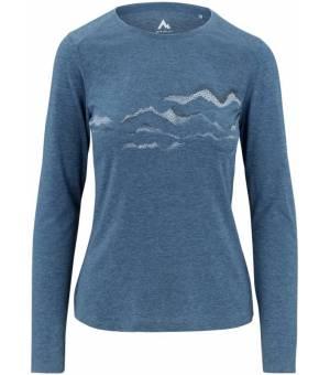 McKinley Aritz W tričko modré