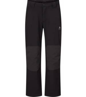 McKinley Beiron Jr nohavice čierno/sivé