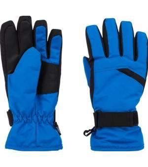 McKinley Dalence Jr lyžiarske rukavice modré