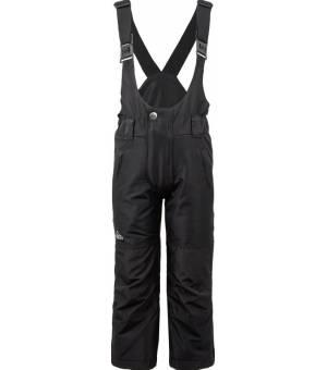 McKinley Ray II Snow Jr Lyžiarske nohavice čierne