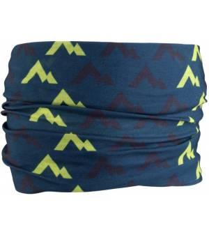 McKinley Itu multifunkčná šatka modrá
