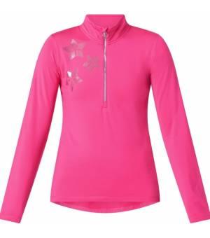 McKinley Dariana W funkčné tričko ružové
