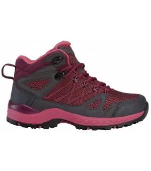 McKinley Kona Mid IV AQX Jr topánky ružové