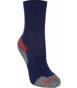 McKinley Hikory II detské ponožky modré
