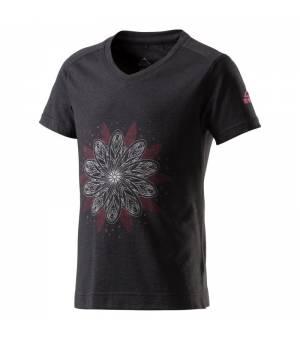 McKinley Ziya tričko čierne