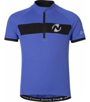 NAKAMURA Allen II Jr. cyklistický dres modrý