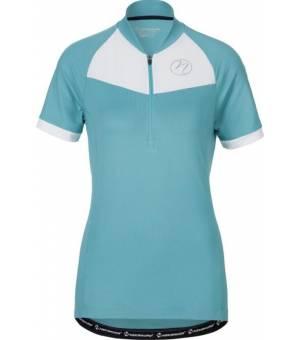 NAKAMURA Alabama II W cyklistický dres modrý