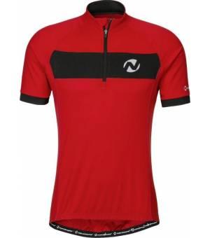 NAKAMURA Allen II M cyklistický dres červený