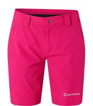 Nakamura Baggy Itania II Pink dámske cyklistické šortky