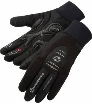Nakamura Windshield Black cyklistické rukavice