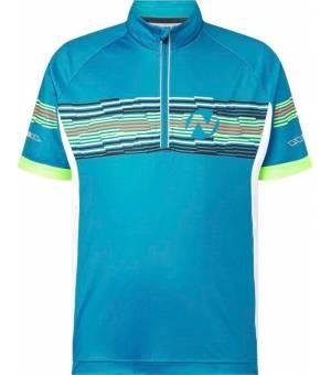 Nakamura Farrel Blue detský cyklistický dres