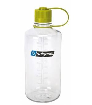Nalgene Narrow Mouth 1L Fľaša na nápoje zelená