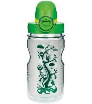 Nalgene Kids OTF Fľaša na nápoje 0,35L zelená/zvieratká