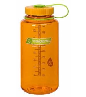 Nalgene Wide Mouth 1l Fľaša na nápoje oranžová