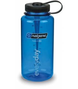 Nalgene Wide Mouth 1l Fľaša na nápoje modrá