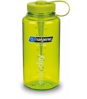 Nalgene Wide Mouth 1l Fľaša na nápoje zelená
