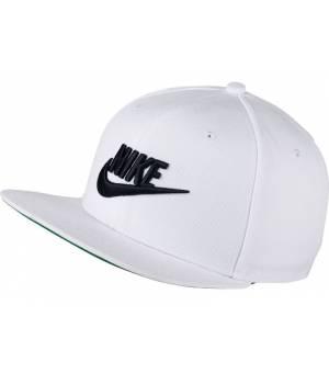 Nike U Nsw Cap Futura Pro šiltovka Biela