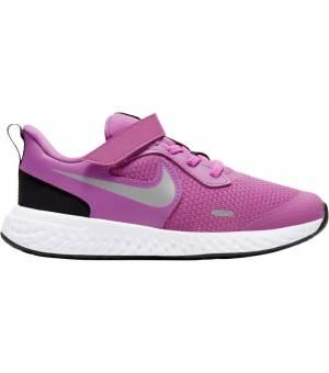 Nike Revolution 5 (PSV) JR. Pink