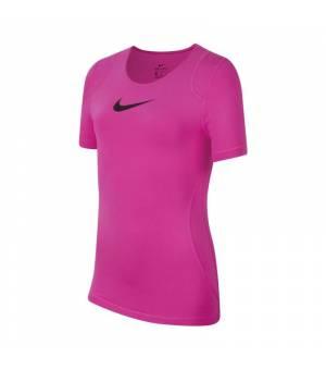 Nike G NP Top SS tričko ružové