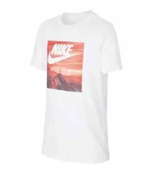 Nike B NSW Tee Nike Air Photo tričko biele
